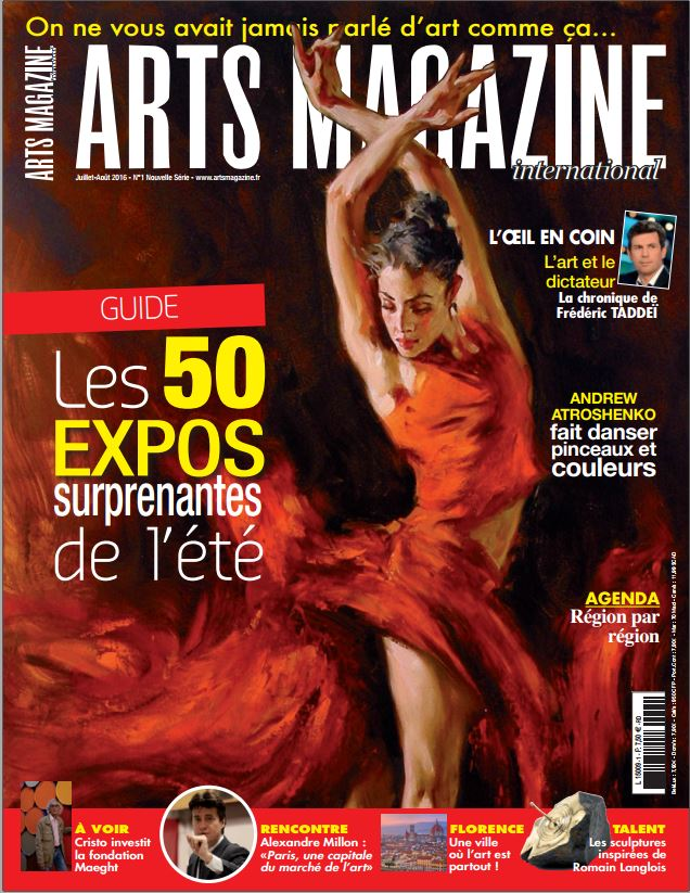 Phoenix Publications magazine arts magazines international n°1