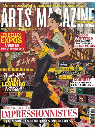 Arts Magazine International N°22