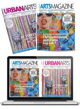 Arts Magazine International + Urban – 1 an