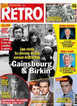 RETRO n°20 – Gainsbourg & Birkin