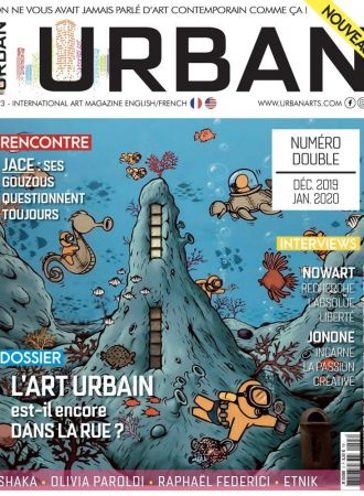 Urban Arts Magazine #3